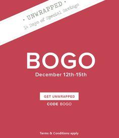 Unwrapped Bogo