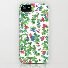 Stephanie iPhone & iPod Case by Jenny Vorwaller - $35.00