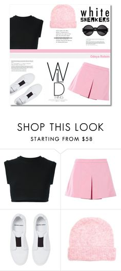 """spring? winter? I got mixed up"" by odeya-rotem ❤ liked on Polyvore featuring adidas Originals, Love Moschino, Pierre Hardy, American Vintage, Yves Saint Laurent and Wintertospring"