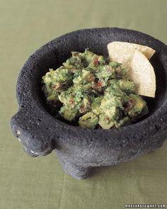 Classic Mexican Guacamole Recipe