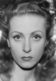 Danielle Darrieux (1917) - French actress and singer. Photo © Sam Lévin