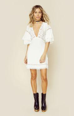 CARMINE MINI DRESS   @ShopPlanetBlue