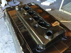 Carbon Fiber mustang valve cover - How to make carbon fiber - The baddest custom motorsports fabrication on the planet - The Fab Forums