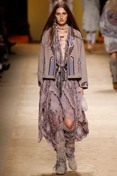 Spring 2015 Ready-to-Wear - Etro