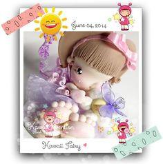 Fairy Cake Topper ✿