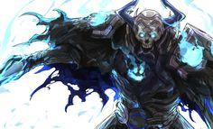 Berserker Fate, Gilgamesh Fate, Scathach Fate, Death Knight, Fate Characters, Shadow Warrior, Fate Anime Series, Fate Zero, Bleach Anime