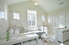 Grecian bathroom goodness