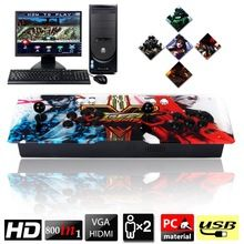 Plug and Play 800 In 1 Arcade Video Games Console Dual Players Joystick Button Home Arcade Joystick Double Stick Arcade Console. Click visit to buy #games