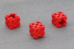 Joyce Cherry: lini cube - the way toy building blocks should be
