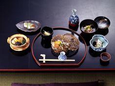 kaiseki meal Japan