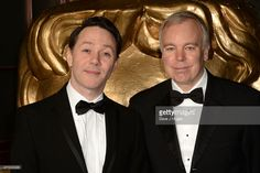 Reece Shearsmith and Steve Pemberton arrives for the BAFTA TV Craft Awards, at The Brewery on April 2015 in London, England. Get premium, high resolution news photos at Getty Images Inside No 9, Steve Pemberton, Reece Shearsmith, League Of Gentlemen, Award Winner, Gentleman, Awards, British, Stock Photos