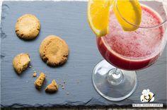 Estratto di melagrana, arancia, mela e zenzero