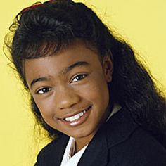 """Tatyana M. Ali as Ashley Banks 
