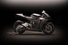 Ottonero Cafe Racer: GP sport R / Spirit Motorcycles