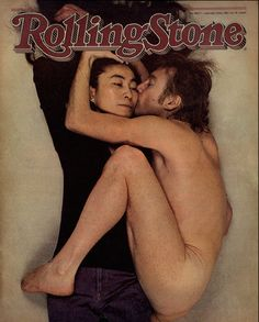 """Photographer said: """"The picture of John Lennon and Yoko Ono lying on the floor together a few hours before he was murdered was ten years in the making. The first picture I took of John was my first important assignment from Rolling Stone, in 1970. Jann Wenner was going to New York to interview him, and I persuaded Jann that I should come too, mostly by explaining that I would be cheaper than anyone else. I flew youth fare and stayed with friends. Yoko said later that she and John were…"""