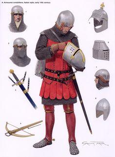 Uniformi (75)Italian Condottiere
