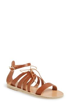 Ancient Greek Sandals 'Iphigenia' Leather Sandal (Women) available at #Nordstrom