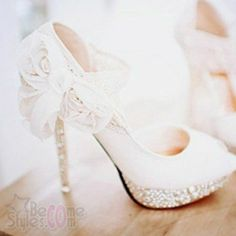 Wedding Shoes for Bride 2013; Recommended for Your Precious Day