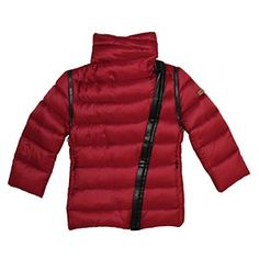 Mackage Red Zipper Jacket #ladida #ladidakids ladida.com