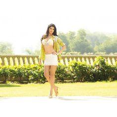 Deeksha Seth in Beautiful dress