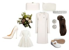 """""""Sine"""" by malinaada ❤ liked on Polyvore featuring Rocio, Cappellino Millinery, Chloé, Abigail Ahern, Dolce&Gabbana and Jimmy Choo"""