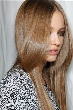 beautiful dirty blond color