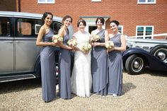 bride and her bridesmaids, Clare wedding photography Bridesmaids, Bridesmaid Dresses, Wedding Dresses, Elegant Wedding, My Photos, Wedding Photography, Style, Fashion, Bridal Dresses