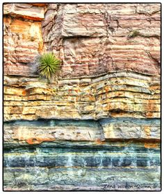 Flickr / zwqphotos  #SEDIMENTARY #Geology #science #flickr