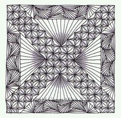 Tangle Mania: Magic Squares