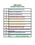 thesis on phonemic awareness Free essay: phonemic awareness is not phonics phonemic awareness is an understanding about spoken language children who are phonemically aware can tell the.