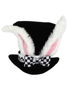 Nice Animal Costumes - Child's White Rabbit Hat just added...