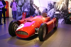 2013 Challenge Day 3 - The last time we went to Bologna (in 2007) it was our first wedding anniversary and we ended up visiting the Ferrari Museum. I am truly the best of wives...