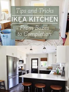 Danks and Honey: Ikea Kitchen Renovation   Tips and Tricks
