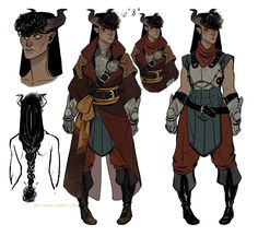 the-orator:  Finally after weeks and weeks, I figured out my Adaar, or at least got her design on the right track.Durani Adaar, Warrior class with an undecided specialization so far. Will absolutely run into a burning building to save a baby and/or puppy