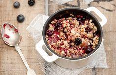#quinua #desayuno #frutas