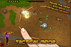"""""""Anyone that wants to engage in a little alien annihilation need to check this game out.""""  - Touch Arcade 4/5    """"A great balance between action and strategy""""  - Apple'n'Apps 4/5"""