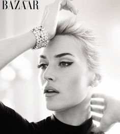 Kate Winslet has given a revealing interview in the UK edition of Harper's Bazaar magazine, describing how much she's changed since she split from her second husband Sam Mendes.
