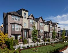 The Brownstones at Issaquah Highlands