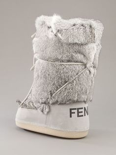 Fendi Fur Moon Boots                                                                                                                                                                                 More