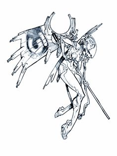 Hyper Metal Wing by Eric Canete