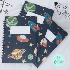 #SPACEROCKET & #PLANETS notebook https://www.facebook.com/brand.lacreme