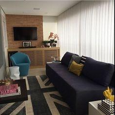 Sofa Projeto Valéria Gontijo #assimeugosto | Home: Living Room | Pinterest  | Living Rooms And Room