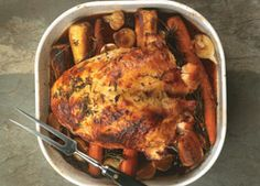 Herb-Roasted Turkey - American Diabetes Association®