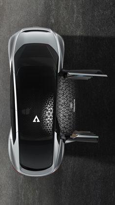 Audi Aicon Concept: Design Gallery