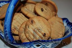 Biscuiti cu faina de ovaz si mere - dietetici Healthy Desserts, Healthy Recipes, Baby Dishes, Dukan Diet, Daniel Fast, Biscuit Cookies, Pinterest Recipes, Raw Vegan, Baby Food Recipes