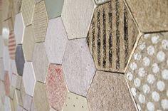 Wallpapering – Cool wall tiles – TimeForDeco.com