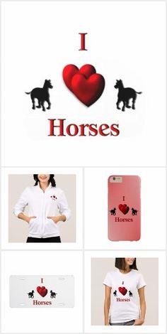 I Heart Horses #equi