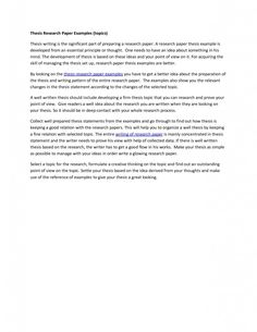 Career Research Paper Example  Letter Of Resignation  Cover