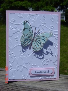 CC429 ~ With Dessert by Redbugdriver - Cards and Paper Crafts at Splitcoaststampers