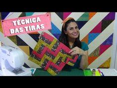 Patchwork com Ana Cosentino: Toalha com Charm Pack (Programa Arte Brasil 01/02/16) - YouTube